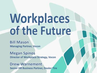 Workplaces of the Future